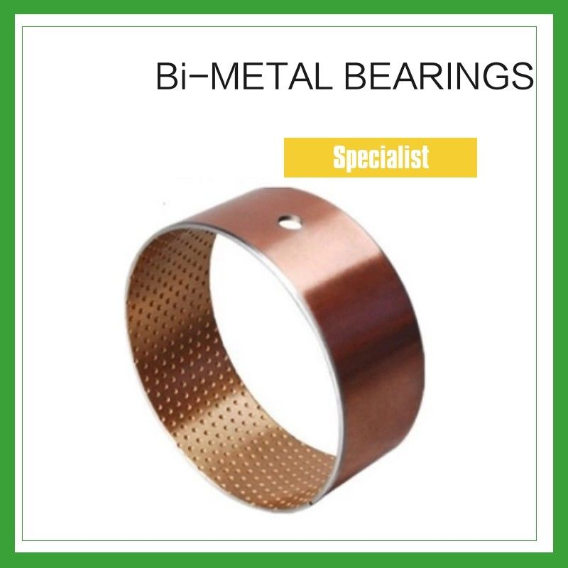Bimetal Composite Bearings & Spill Oilless Bushes Untuk Teknik Mesin